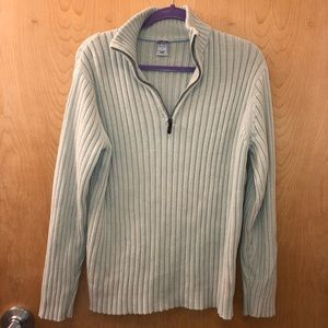 Vintage Old Navy Quarter Zip Sweater